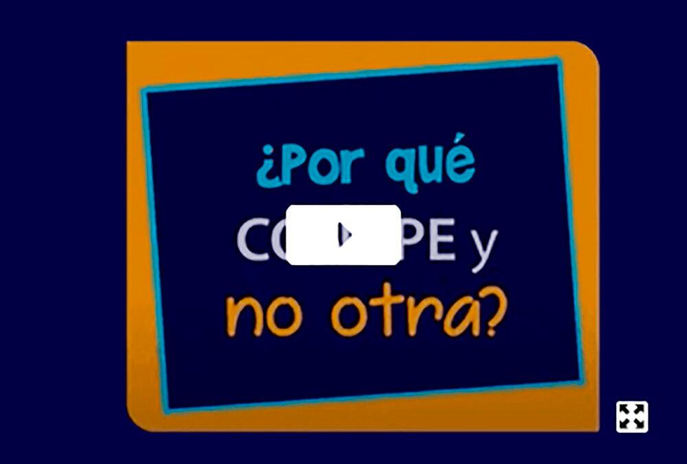 Ir a ¿Por qué elegir CONAPE?
