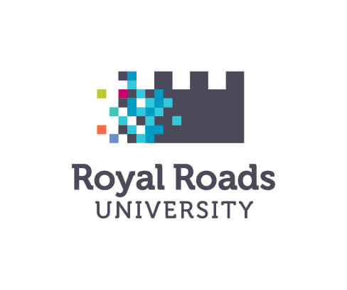 Logo Royal Roads University